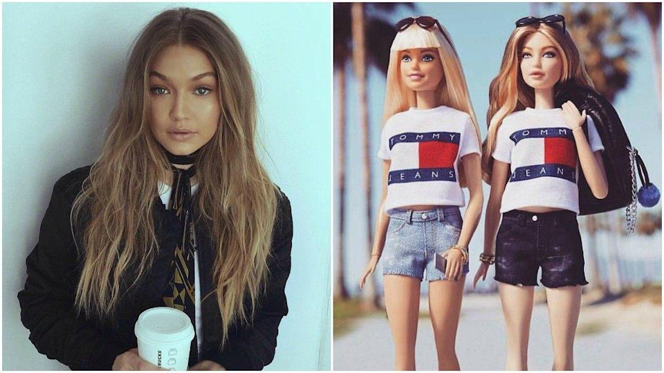 To celebrate the 60th anniversary of Barbie, we're looking at some of the celebrities who have their own version of the doll
