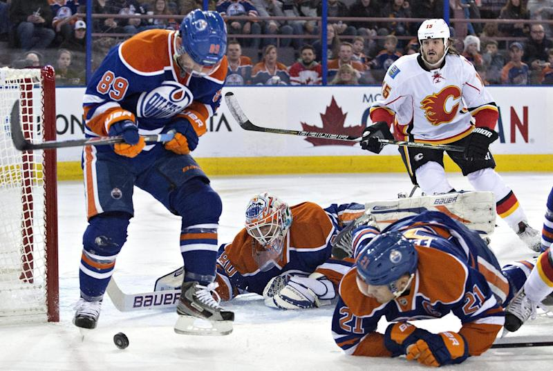 Luongo sent to Florida on busy NHL trading day