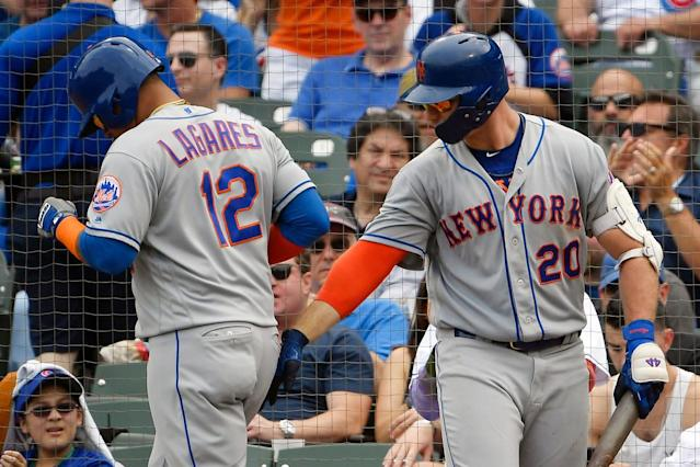 This wasn't how Pete Alonso wanted to break Mets record