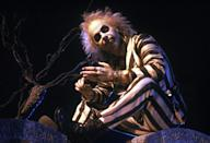 """<p>Another Tim Burton invention, <em>Beetlejuice</em> is a family-friendly horror film tracing a couple who find themselves stuck haunting their home in the afterlife. </p><p><a class=""""link rapid-noclick-resp"""" href=""""https://www.amazon.com/Beetlejuice-Michael-Keaton/dp/B0091W0ILY/ref=sr_1_1?crid=NZP6Y7ELHDL7&dchild=1&keywords=beetlejuice&qid=1594903826&s=instant-video&sprefix=beetlejuic%2Caps%2C175&sr=1-1&tag=syn-yahoo-20&ascsubtag=%5Bartid%7C10055.g.29579568%5Bsrc%7Cyahoo-us"""" rel=""""nofollow noopener"""" target=""""_blank"""" data-ylk=""""slk:WATCH NOW"""">WATCH NOW</a></p>"""