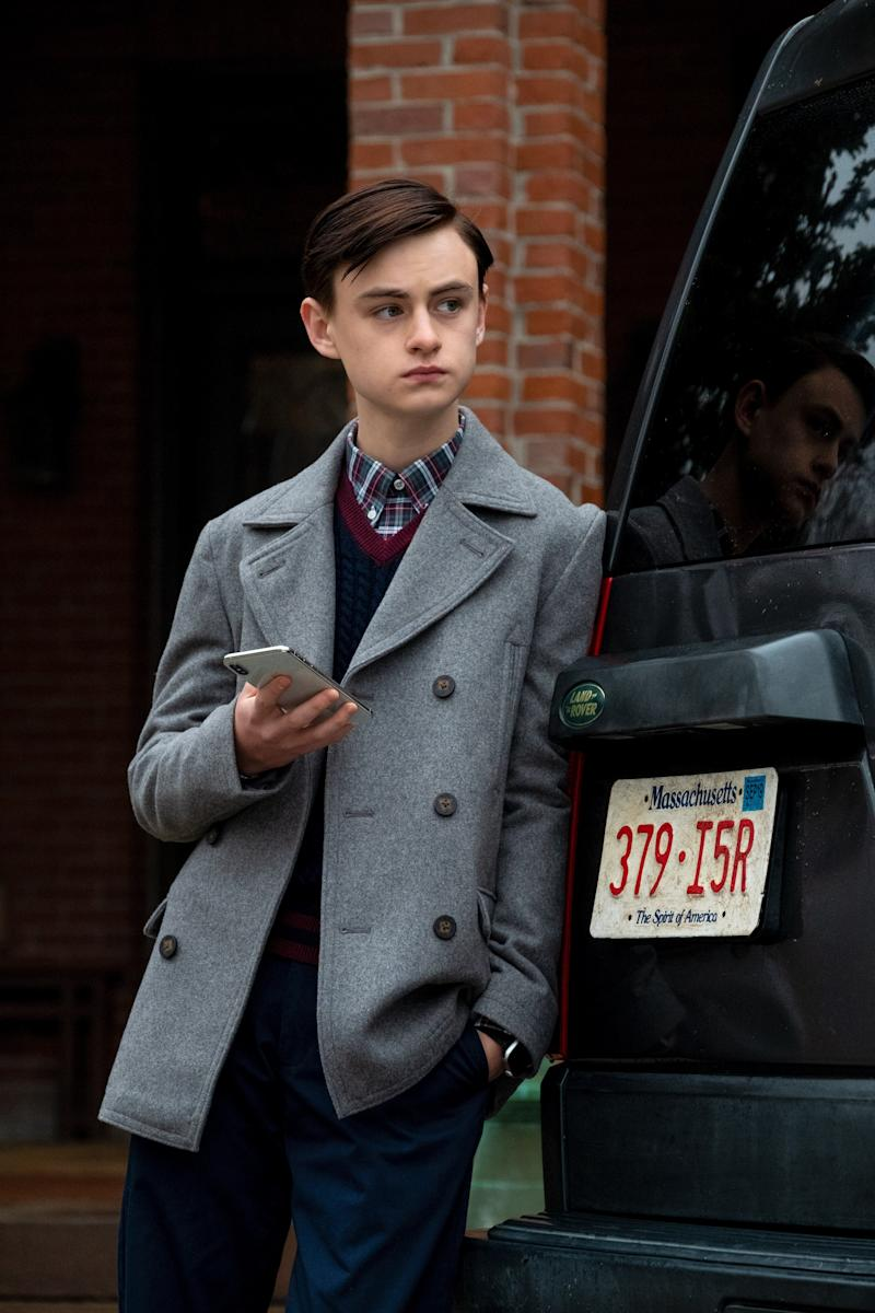 Jacob Thrombey (Jaeden Martell)