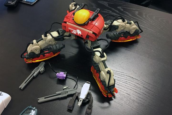 reach robotics mekamon