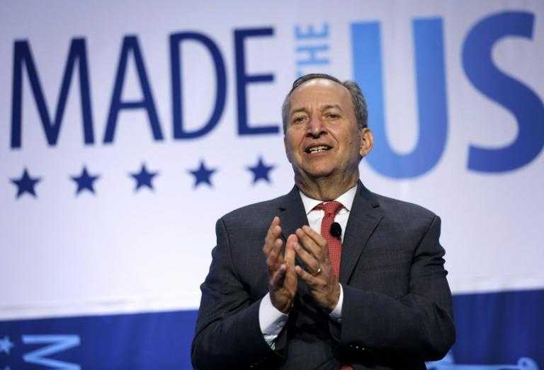 The critique of President Joe Biden's stimulus plan by former Treasury secretary Larry Summers, pictured in 2014, has raised eyebrows in Washington
