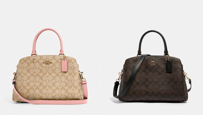 This classic bag makes for the perfect gift for mom.