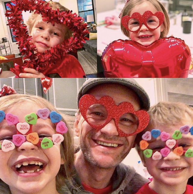 "<p>The <em>How I Met Your Mother</em> star got all dressed up with the two biggest loves of his life, twins Harper and Gideon, 7, to send some hearts and smiles our way. ""Happy Valentine's Day!"" he wished his followers. (Photo: <a href=""https://www.instagram.com/p/BfLcjD0hi4O/?hl=en&taken-by=nph"" rel=""nofollow noopener"" target=""_blank"" data-ylk=""slk:Neil Patrick Harris via Instagram"" class=""link rapid-noclick-resp"">Neil Patrick Harris via Instagram</a>) </p>"