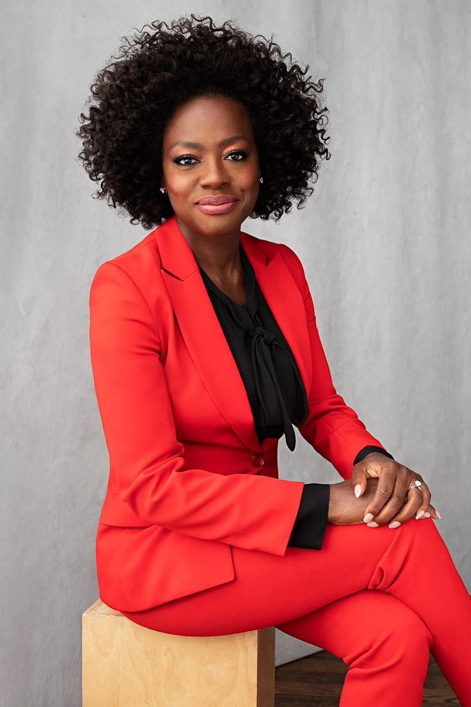 <p>needs a Grammy, having already won an Oscar for Best Performance by an Actress in a Supporting Role for <em>Fences</em>, an Emmy for outstanding lead actress in a drama series for <em>How to Get Away with Murder</em> and Tonys for <em>King Hedley II</em> and the Broadway production of <em>Fences</em>.</p>