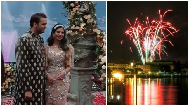 Isha Ambani and Anand Piramal had a fairytale engagement at Lake Como over the weekend and the Ambanis and Piramals gave Italy an event to remember for decades to come.