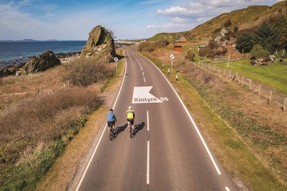 Kintyre 66 is Scotland's answer to Route 66