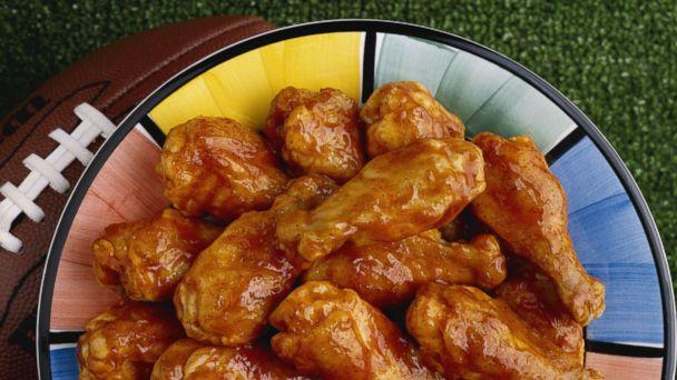 PHOTO: An undated stock photo of buffalo wings. (STOCK PHOTO/Getty Images)