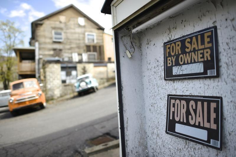 A tanning salon sits vacant, out of business and for sale in Shamokin