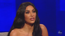 Kim Kardashian admits Kanye West's support of Trump has a silver lining