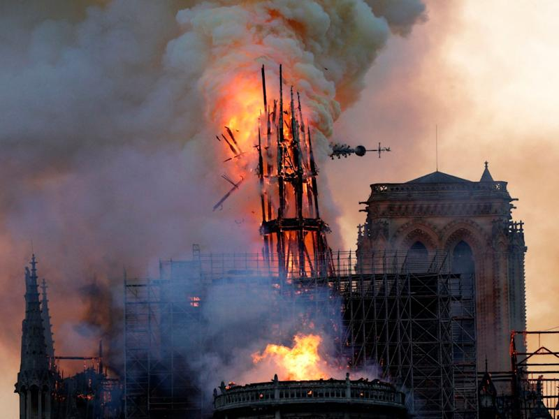 Notre Dame fire: How did the blaze start and what will happen now?