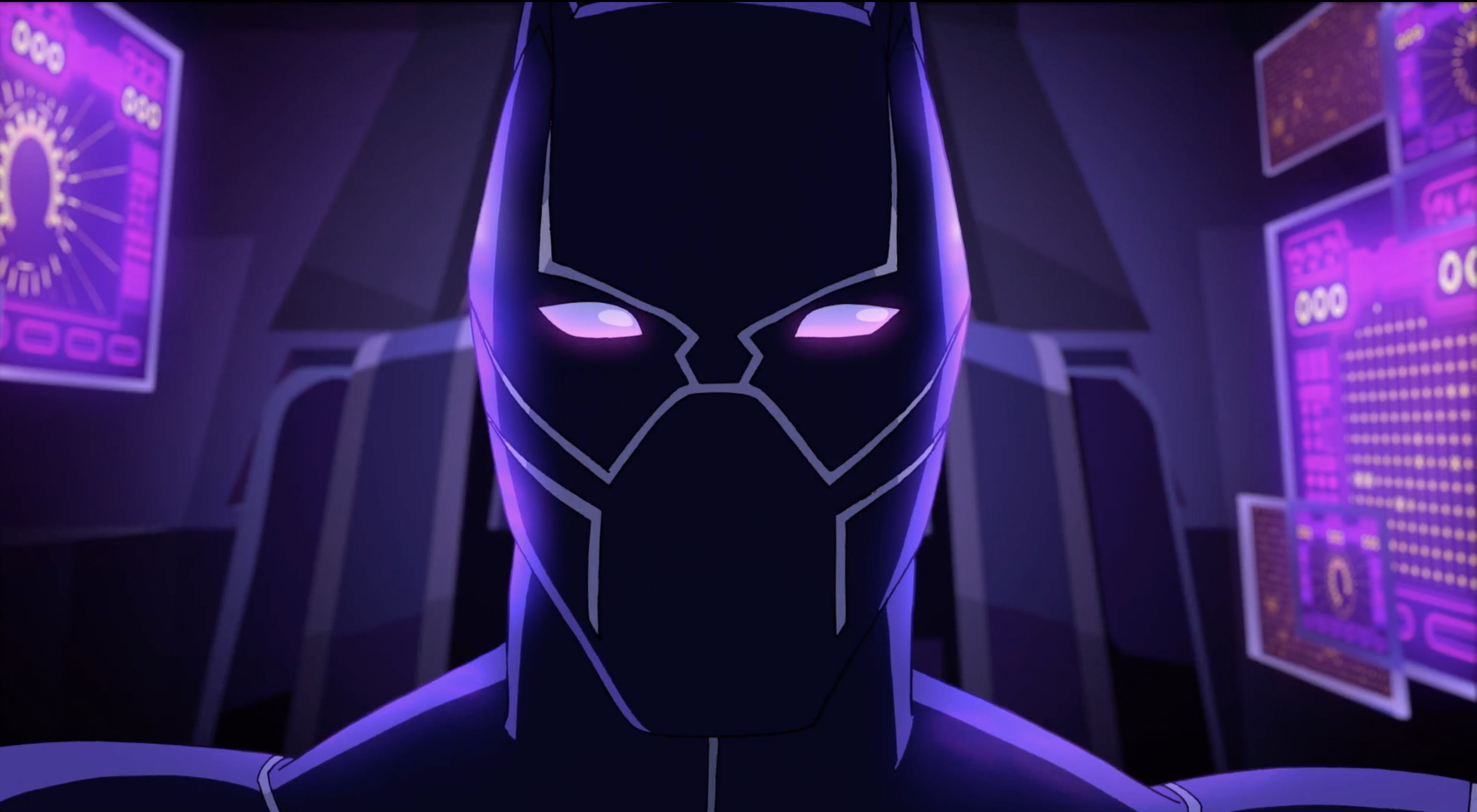 BLACK PANTHER's QUEST Trailer — Disney XD's AVENGERS