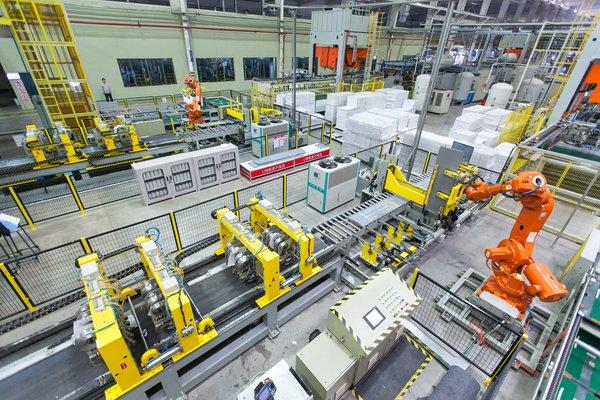 Haier's Shenyang Interconnected Refrigerator Factory Joins the World Economic Forum's Global Lighthouse Network as Haier Second End-to-End Lighthouse Facility.