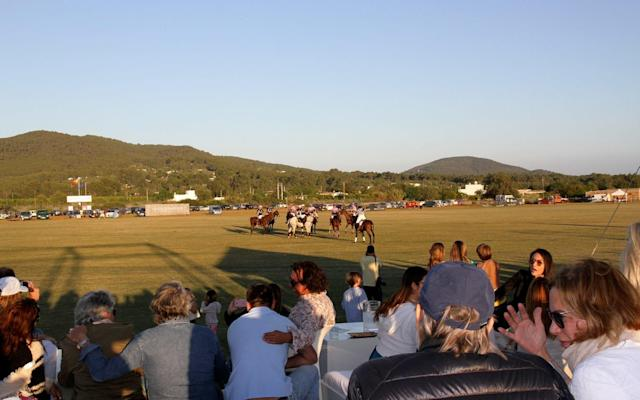 Mixing the fun and serious in Ibiza - Ibiza Polo Club