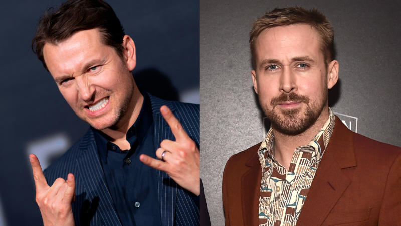 Leigh Whannell will direct Ryan Gosling in the new 'Wolfman' project. (Credit: Valerie Macon/AFP/Alberto E. Rodriguez/Getty)