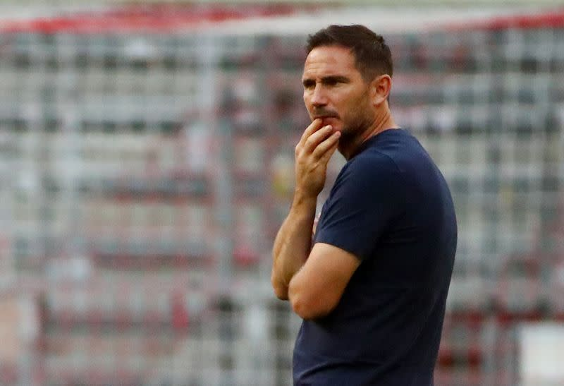 Lampard hopes to bolster Chelsea squad after Champions League exit