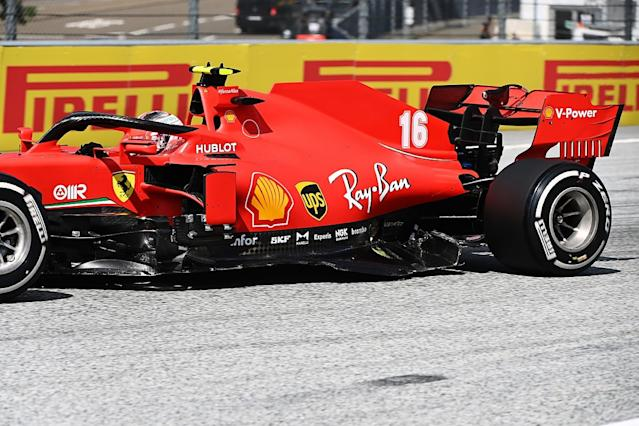 Binotto: Not the time to place blame in Ferrari clash