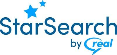 StarSearch by Real logo.