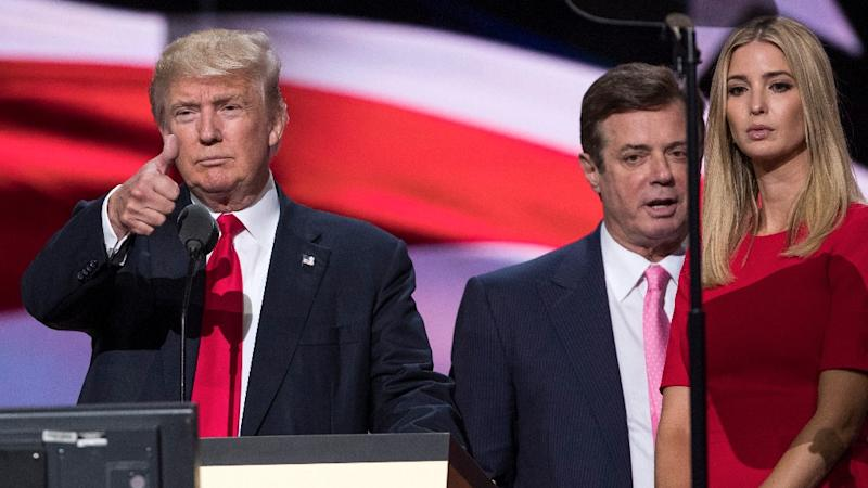 Trump Campaign Chief Paul Manafort Linked to Putin Interests