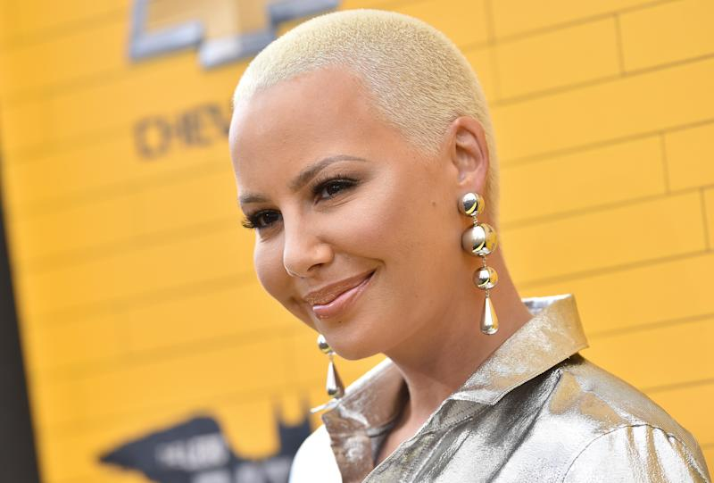 Amber Rose posted an incredibly relatable video of her cellulite and stretch marks