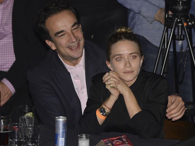 Mary-Kate Olsen engaged?
