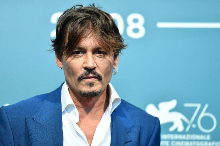 Depp said he had channelled his pain into writing a memoir on an old-fashioned typewriter