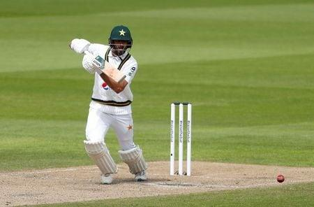 Cricket-Shan, Abass put Pakistan on top in first test v England