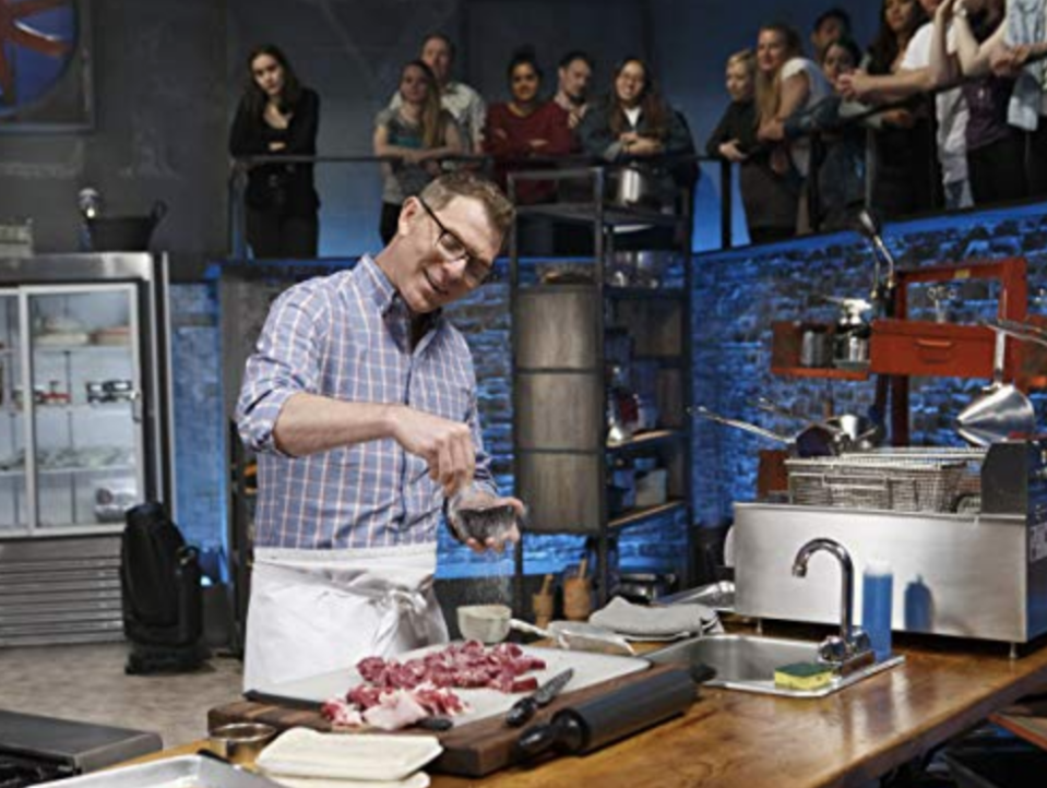 <p>Everyone loves rooting for the underdog, which is what makes <em>Beat Bobby Flay</em> a must-watch. Aspiring chefs go on the show to take down the one-and-only Bobby Flay, all for the sake of bragging rights.</p>