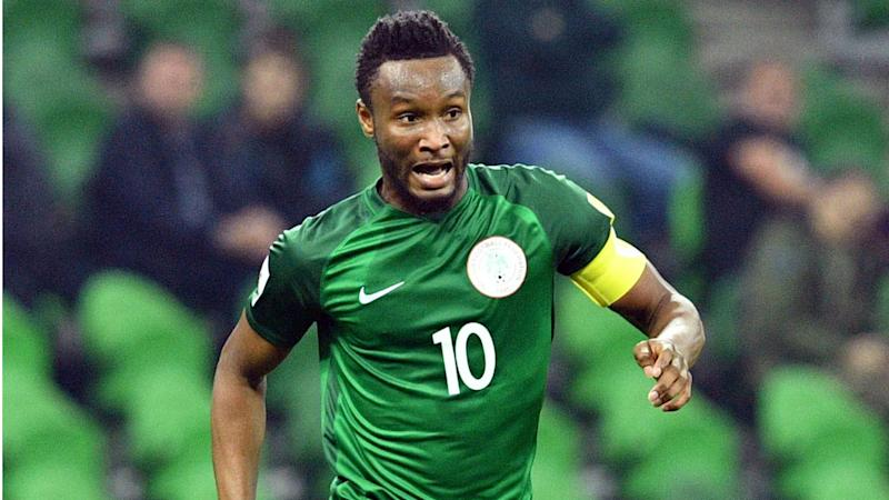EXTRA TIME: Mikel, Omeruo, Uzoho show off new boots for 2018 World Cup