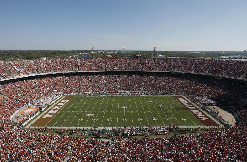 Texas State Fair Canceled Putting Texas-Oklahoma Game In Question