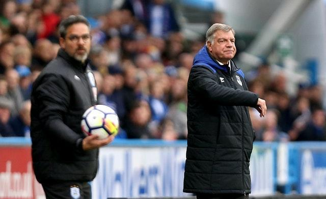 Time ran out for Allardyce at Everton