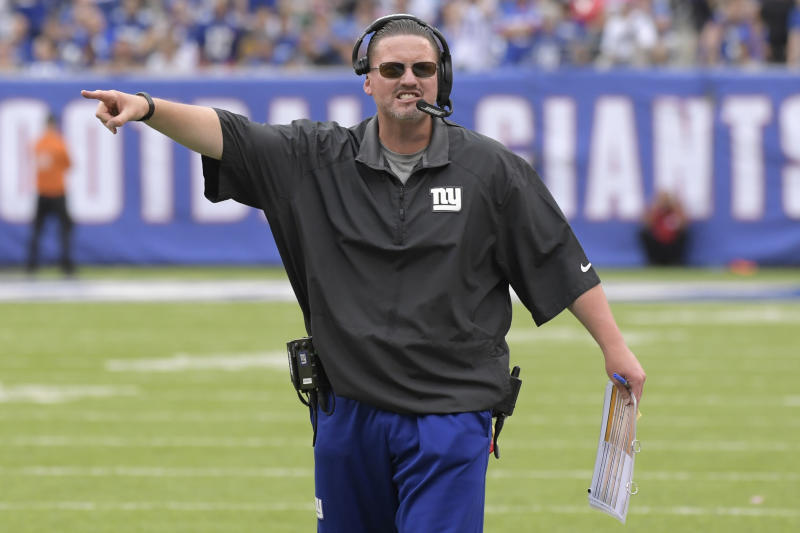 New York Giants head coach Ben McAdoo has suspended cornerback Dominique Rodgers-Cromartie indefinitely. (AP)