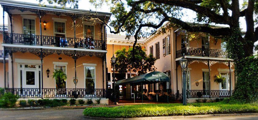 "<p>Ghost stories abound in the picturesque waterfront town of Mobile, Alabama. The epicenter of this lore appears to be the charming Malaga Inn, where beds inexplicably move, chandeliers sway in the lobby, and a famed ""Lady in White"" paces the veranda of Room 007.<br></p><p><a class=""link rapid-noclick-resp"" href=""https://go.redirectingat.com?id=74968X1596630&url=https%3A%2F%2Fwww.tripadvisor.com%2FHotel_Review-g30709-d113288-Reviews-Malaga_Inn-Mobile_Alabama.html&sref=https%3A%2F%2Fwww.countryliving.com%2Flife%2Ftravel%2Fg2689%2Fmost-haunted-hotels-in-america%2F"" rel=""nofollow noopener"" target=""_blank"" data-ylk=""slk:PLAN YOUR TRIP"">PLAN YOUR TRIP </a></p>"