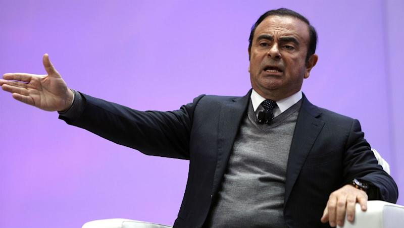 Carlos Ghosn Sues Nissan and Mitsubishi for Breach of Contract: Report