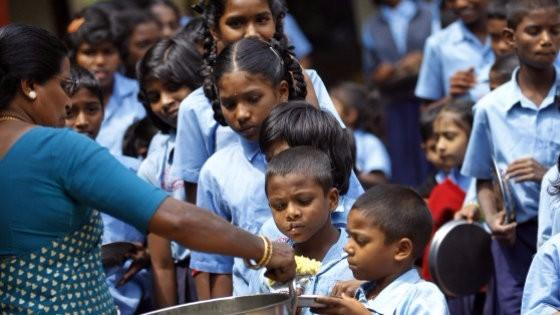 Children Without Aadhaar Will Continue to Get Mid-Day Meals: Govt