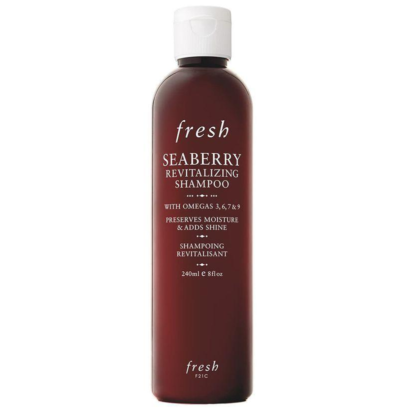 """<p><strong>Fresh </strong></p><p>nordstrom.com</p><p><strong>$28.00</strong></p><p><a href=""""https://go.redirectingat.com?id=74968X1596630&url=https%3A%2F%2Fshop.nordstrom.com%2Fs%2Ffresh-seaberry-revitalizing-shampoo%2F3851092&sref=https%3A%2F%2Fwww.esquire.com%2Fstyle%2Fgrooming%2Fg19504376%2Fbest-shampoos-men%2F"""" rel=""""nofollow noopener"""" target=""""_blank"""" data-ylk=""""slk:Buy"""" class=""""link rapid-noclick-resp"""">Buy</a></p><p>The very best part of any great hair wash is a clean-feeling scalp, and Fresh's seaberry formula consistently feels like a full refresh. </p>"""