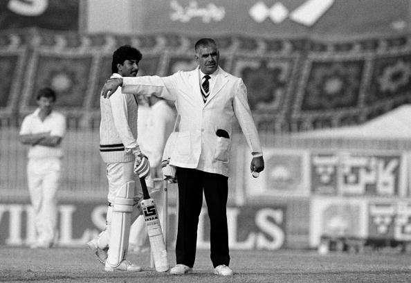 From arguing with players and dubious decisions, here are the most controversial umpires in cricket history.