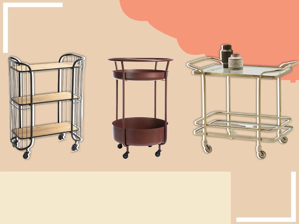 <p>Our favourite finds were stylish, durable and easy to manoeuvre and set up</p> (iStock/TheIndependent)