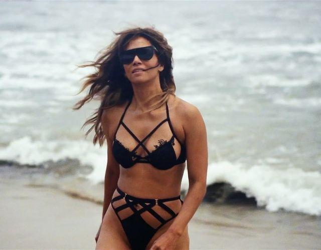"""<p>Berry stunned in a black cut-out bikini at the beach last summer. The highwaisted bikini and crossover bikini top looks similar to a lingerie set and certainly turned up the heat on the coastline. </p><p>'Leo Season in full effect,' she captioned the photo, along with the hashtag #BirthdayWeekendVibin. </p><p><a href=""""https://www.instagram.com/p/CD65NeMDKuA/?utm_source=ig_web_copy_link"""" rel=""""nofollow noopener"""" target=""""_blank"""" data-ylk=""""slk:See the original post on Instagram"""" class=""""link rapid-noclick-resp"""">See the original post on Instagram</a></p>"""