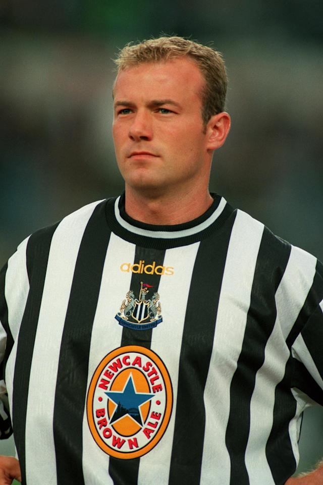<p>Now at Newcastle, Shearer was the top scorer with 25 goals in 31 games. He helped his hometown club finish second again. </p>