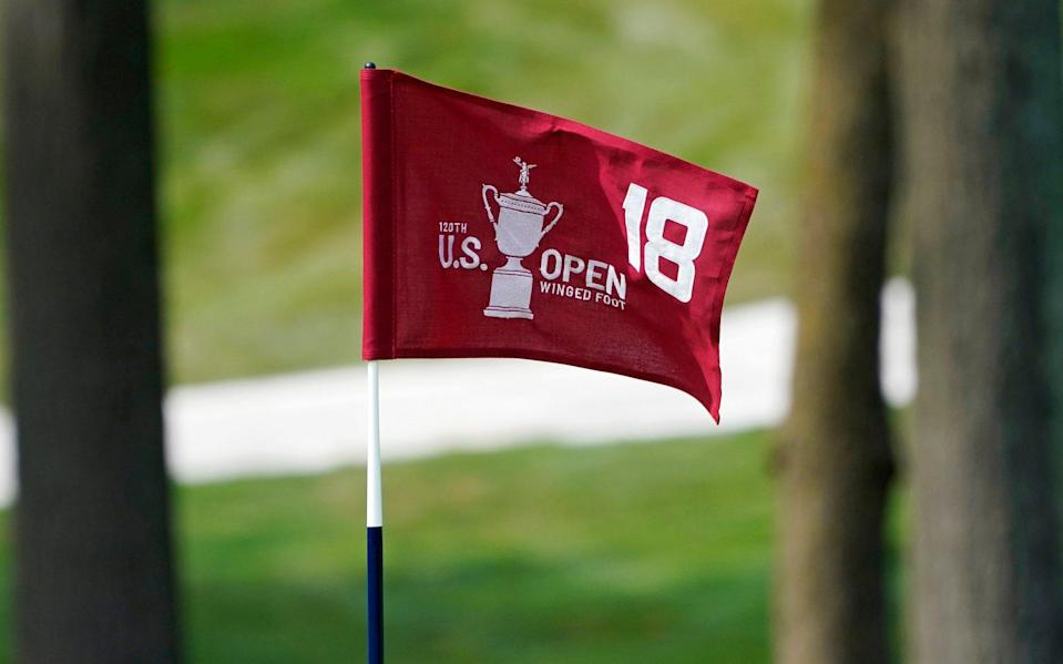 US Open 2020 leaderboard: live scores from Winged Foot -  AP