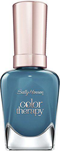 "<p><strong>Sally Hansen</strong></p><p>amazon.com</p><p><strong>$5.79</strong></p><p><a href=""https://www.amazon.com/dp/B01LZEEXPE?tag=syn-yahoo-20&ascsubtag=%5Bartid%7C10050.g.34732152%5Bsrc%7Cyahoo-us"" rel=""nofollow noopener"" target=""_blank"" data-ylk=""slk:Shop Now"" class=""link rapid-noclick-resp"">Shop Now</a></p><p>We love Benjamin Moore's Color of the Year, Aegean Teal, and this polish by Sally Hansen has us loving that soothing, calming blue even more.</p>"