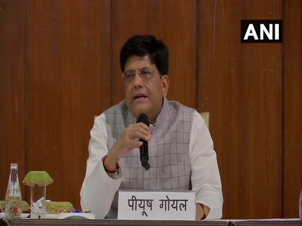 Union Minister for Commerce and Industry Piyush Goyal (File photo)