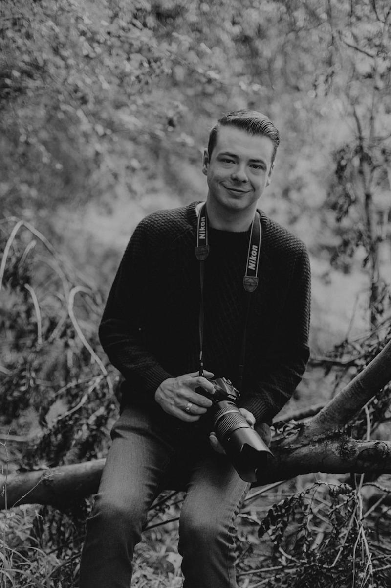 Alfie Bowen, from East Anglia, took up wildlife photography several years ago as a way to express his love for animals.(Alfie Bowen)