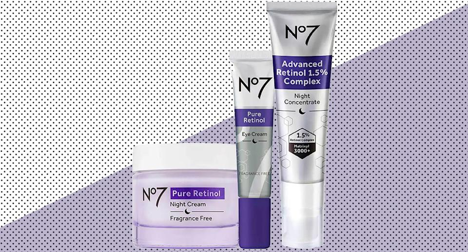 Save £49 on this highly-recommended skincare bundle! (No7)