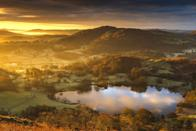 """<p><strong>Walking distance:</strong> 2 miles.</p><p>Once a favourite spot of William Wordsworth, Grasmere is a quintessential Lake District destination and oozes natural beauty. Visiting Loughrigg - one of Wainwright's """"midget mountains"""" - is a must if it's your first time in the area. It's a popular Lake District walk, but the views from the Loughrigg Fell summit over Elterwater, Langdale, the Coniston Fells and Windermere are worth the ramble. See the walk details and map at <a href=""""http://www.gps-routes.co.uk/routes/home.nsf/routeslinkswalks/loughrigg-fell-walking-route"""" rel=""""nofollow noopener"""" target=""""_blank"""" data-ylk=""""slk:gps-routes.co.uk"""" class=""""link rapid-noclick-resp"""">gps-routes.co.uk</a>.</p><p><strong>Where to stay:</strong> <a href=""""https://go.redirectingat.com?id=127X1599956&url=https%3A%2F%2Fwww.booking.com%2Fhotel%2Fgb%2Fraise-view-house.en-gb.html%3Faid%3D1922306%26label%3Dlake-district-walks&sref=https%3A%2F%2Fwww.goodhousekeeping.com%2Fuk%2Flifestyle%2Ftravel%2Fg34597843%2Flake-district-walks%2F"""" rel=""""nofollow noopener"""" target=""""_blank"""" data-ylk=""""slk:Raise View"""" class=""""link rapid-noclick-resp"""">Raise View</a> in Grasmere will feel like a super-stylish cuddle after a bracing walk. The adults-only B&B boasts beautiful interiors, warming fires and an ultra-friendly owner.</p><p><a href=""""https://www.goodhousekeepingholidays.com/offers/lake-district-grasmere-raise-view-bed-breakfast"""" rel=""""nofollow noopener"""" target=""""_blank"""" data-ylk=""""slk:Read our review of a Raise View."""" class=""""link rapid-noclick-resp"""">Read our review of a Raise View.</a></p><p><a class=""""link rapid-noclick-resp"""" href=""""https://go.redirectingat.com?id=127X1599956&url=https%3A%2F%2Fwww.booking.com%2Fhotel%2Fgb%2Fraise-view-house.en-gb.html%3Faid%3D1922306%26label%3Dlake-district-walks&sref=https%3A%2F%2Fwww.goodhousekeeping.com%2Fuk%2Flifestyle%2Ftravel%2Fg34597843%2Flake-district-walks%2F"""" rel=""""nofollow noopener"""" target=""""_blank"""" data-ylk=""""slk:CHECK AVAILABILITY"""">CHECK AVAILABILITY</a><br></"""