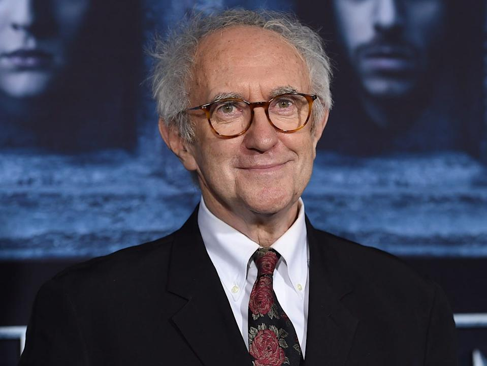 "Jonathan Pryce appeared on ""Game of Thrones."""
