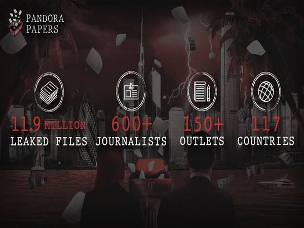 ICIJ, a US-based non-profit group, is a global network of reporters and media organisations who work together to probe important stories in the world. (Photo/Twitter)