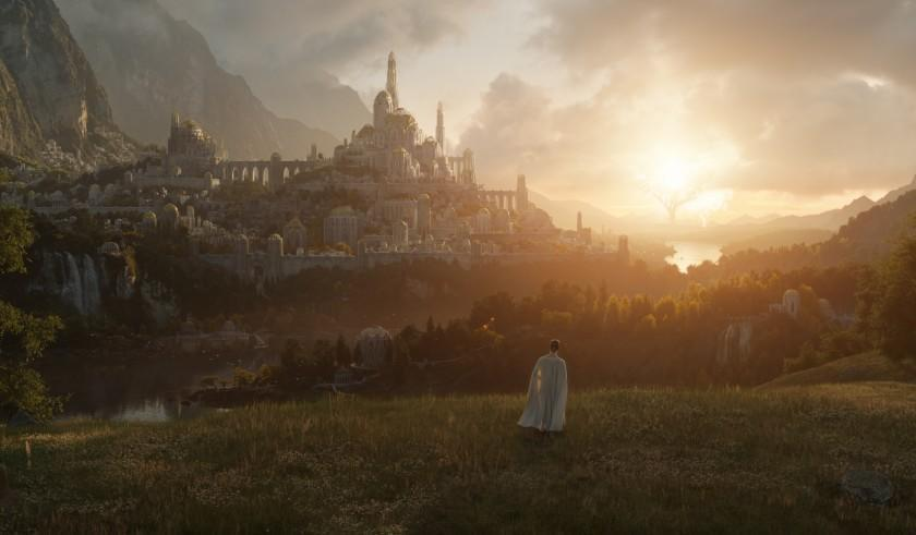 """The first look at Amazon's """"Lord of the Rings"""" TV series."""